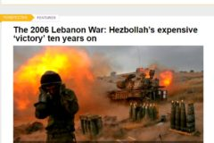 Hezbollah's expensive 'victory'
