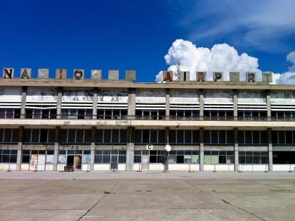 Old Nicosia airport