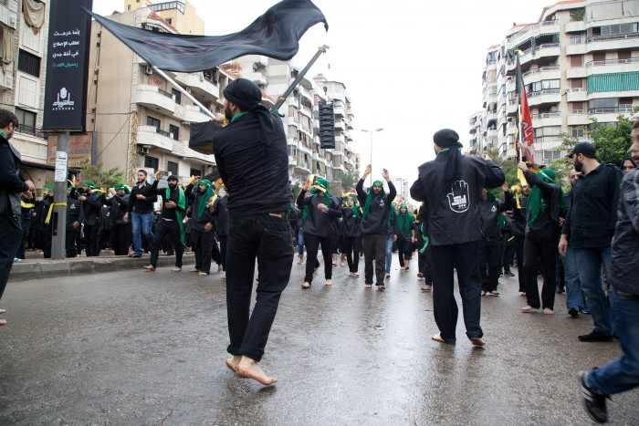 Ashura in Beirut 1